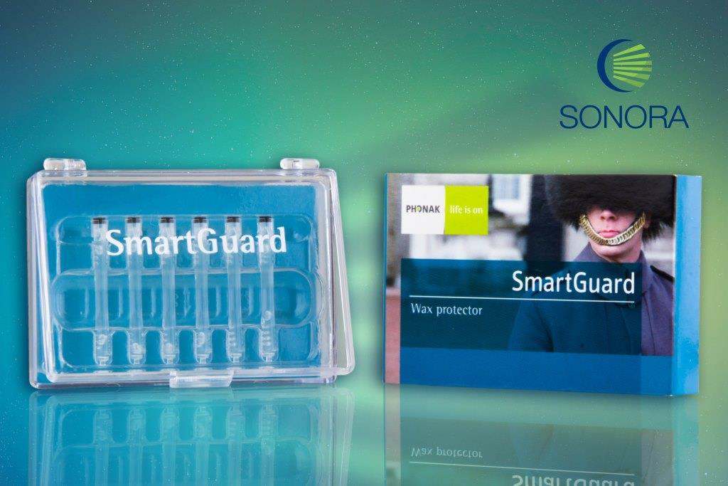 PHONAK - SmartGuard - Protetor de Cera - Estojo com 6 Unidades  - SONORA