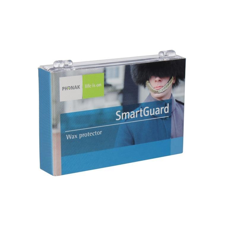 PHONAK - SmartGuard - Protetor de Cera - Estojo com 6 Unidades