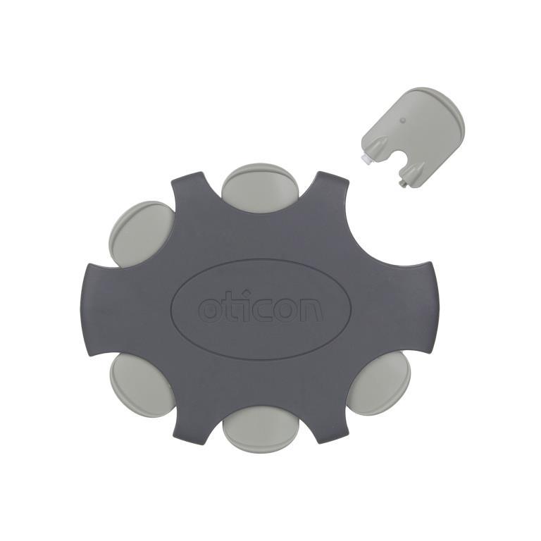 PROWAX (OTICON) - Protetor de Cera - Estojo com 6 unidades  - SONORA