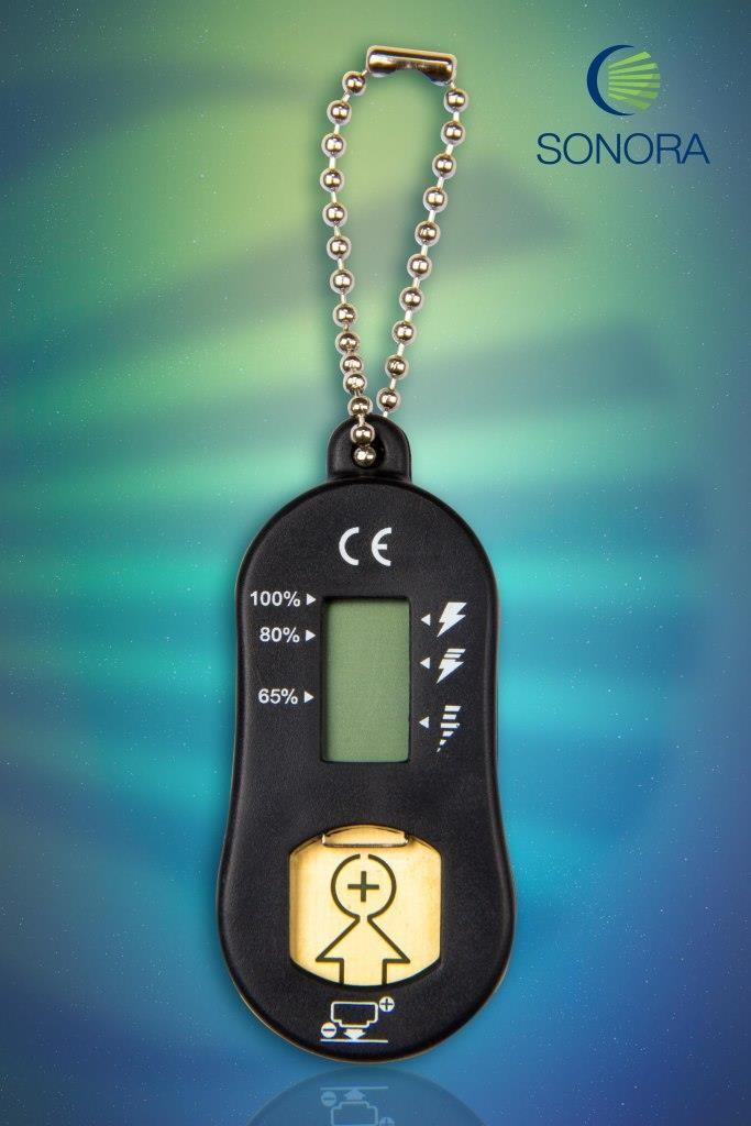 SIEMENS - Testador de Carga de Bateria para Aparelho Auditivo  - SONORA