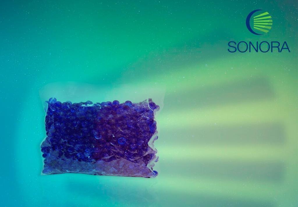 SILICA AZUL - Refil para Desumidificador de Aparelho Auditivo - 50 gramas  - SONORA