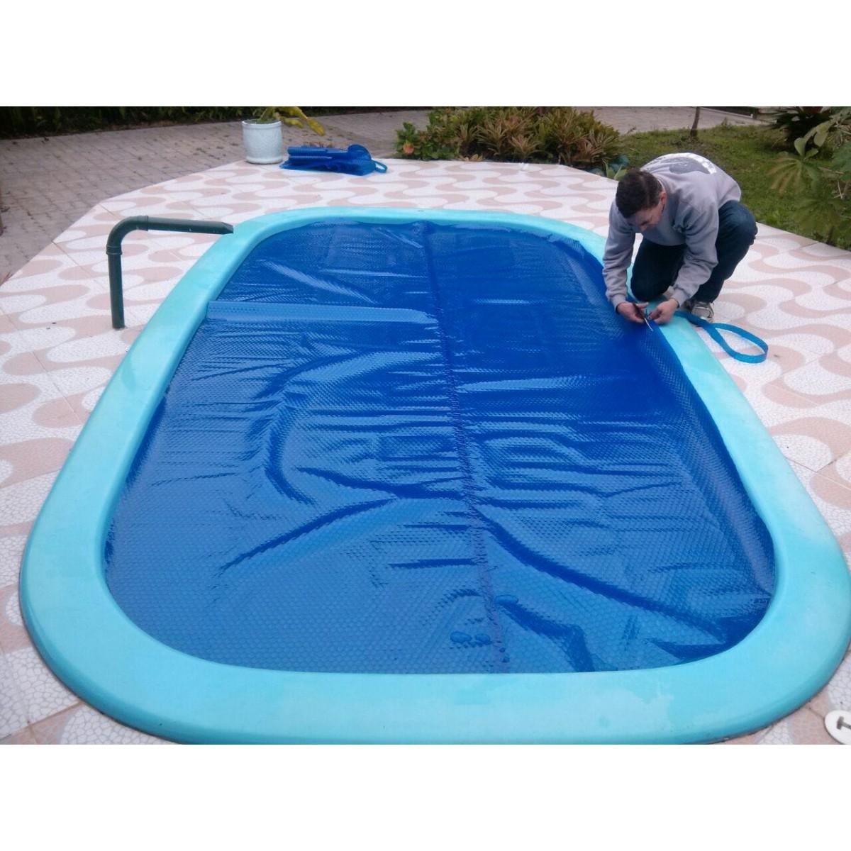 Capa t rmica 3 5x2 5 fabrica de capas para piscina for Fabrica de piscina