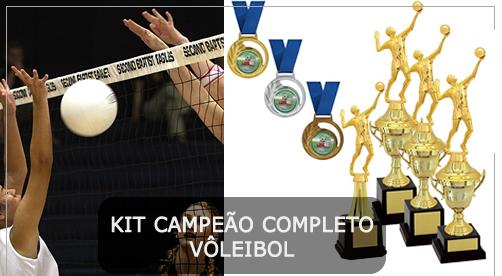 kit completo voleibol