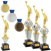 Kit Platinum Campeão Basquete KCP2100