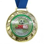 Medalha para Premiação MED3200 6,7 / 6,0 / 5,0cm Vitória