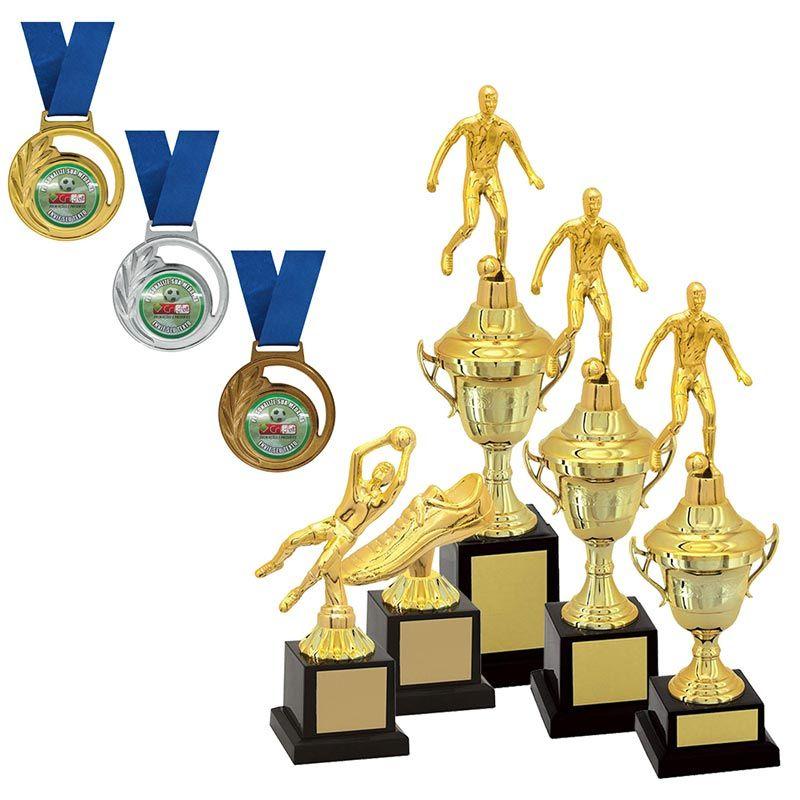 Kit Gold Campeão Futebol KCP1000