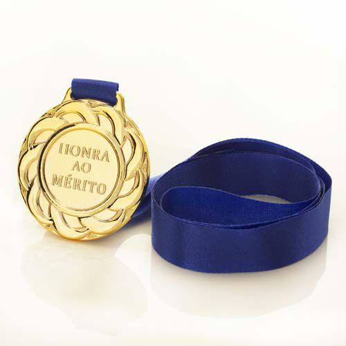 Medalha de Premiação MED1400 4,5 / 6,0cm Vitória