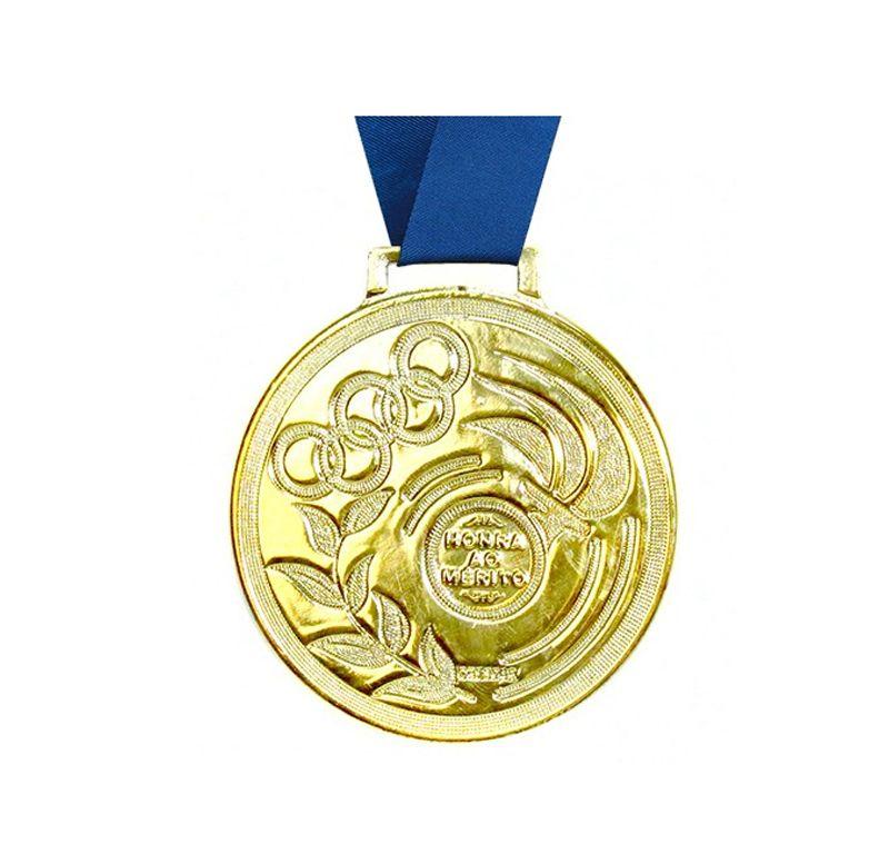 Medalha de Premiação MED2600 6,7 / 6,0 / 5,0 / 4,3 / 3,6 / 3,0cm vitória