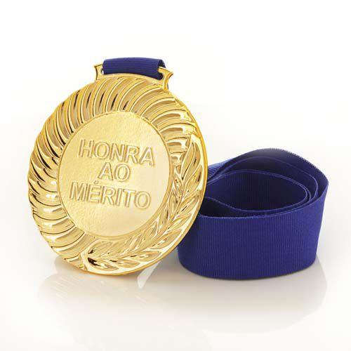 Medalha para Premiação MED600 4,0 / 5,0 / 6,6 / 8,0cm Vitória