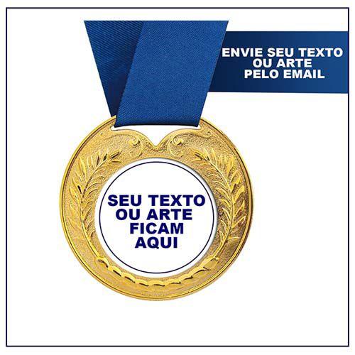 Medalha para Premiação MED900 6,0cm Vitória