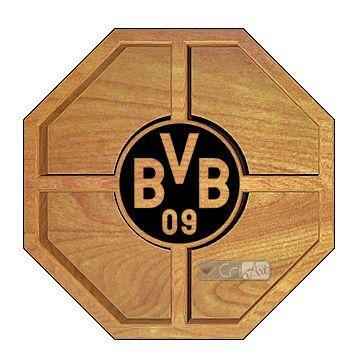 Petisqueira BVB PTQ1000<br>26 x 26 x 3,6cm</br>