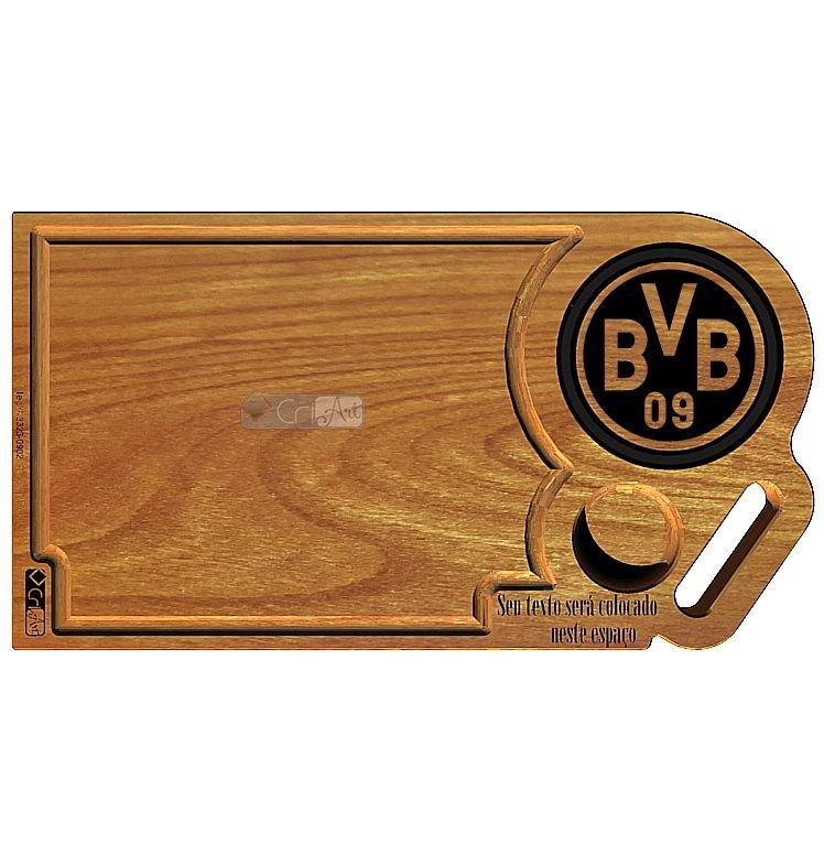 Tabua de Carne Borussia TAB1100<br>50 x 30 x 3,6cm</br>