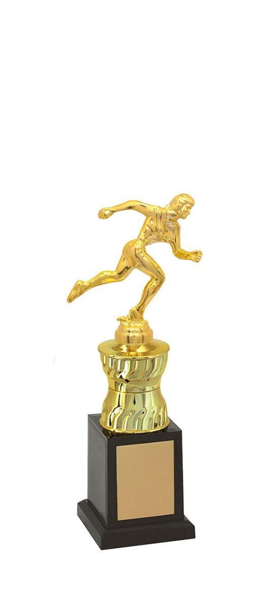 Troféu de Atletismo Feminino ATL1303 27,2 / 24,2 / 22,2cm