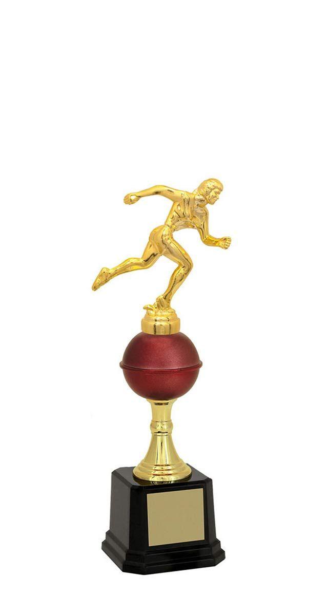 Troféu de Atletismo Feminino ATL1703 29,2 / 27,2 / 25,9cm