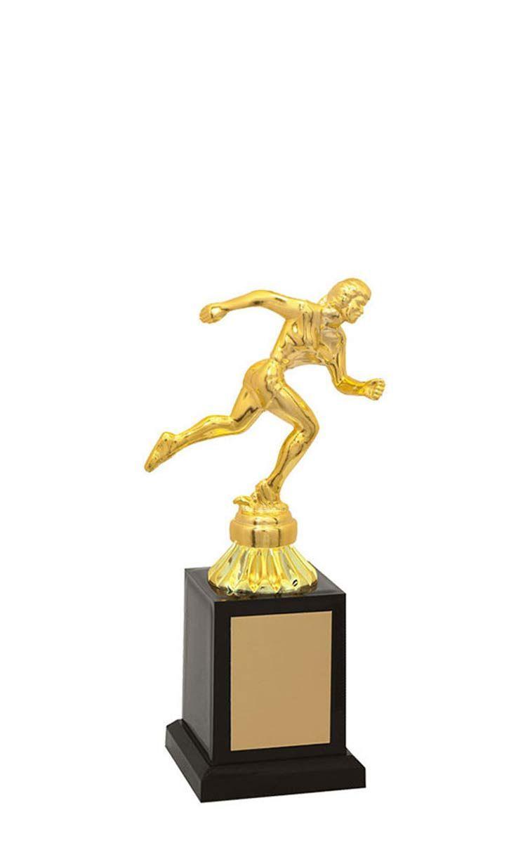 Troféu de Atletismo Feminino ATL2803 22,2 / 19,2 / 17,2cm