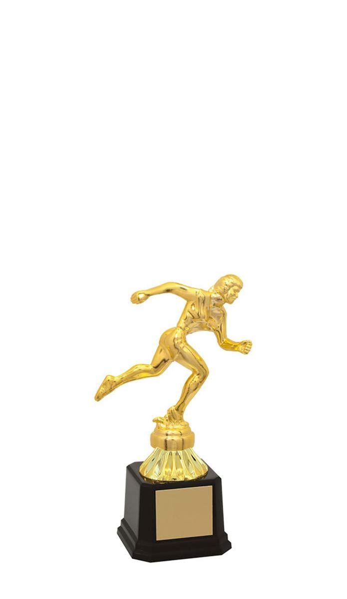 Troféu de Atletismo Feminino ATL2903 24,7 / 21,9 / 18,5cm