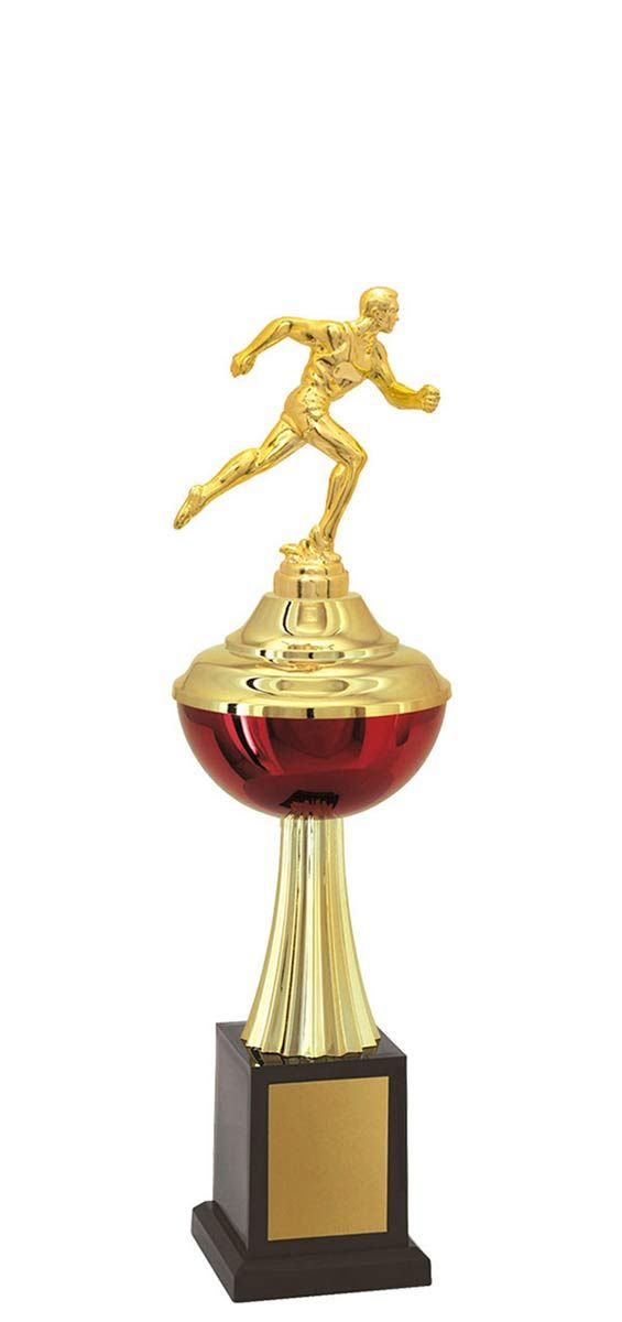 Troféu de Atletismo Masculino ATL1500 35,2 / 31,2 / 27,2cm