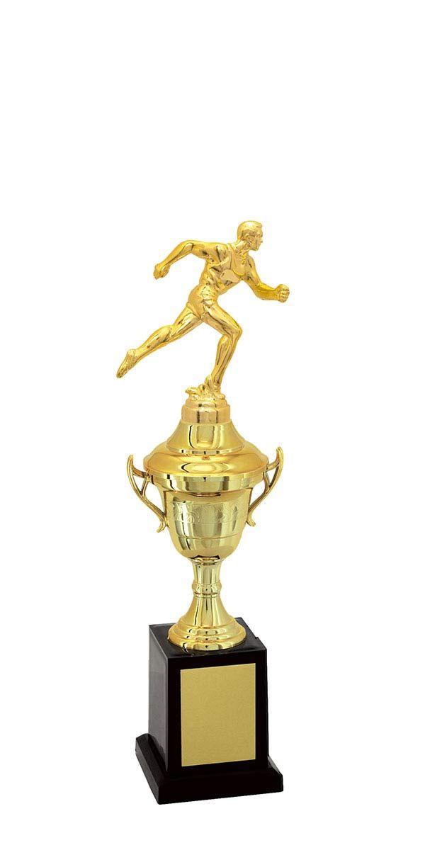 Troféu de Atletismo Masculino ATL1900 33,2 / 30,2 / 27,2cm