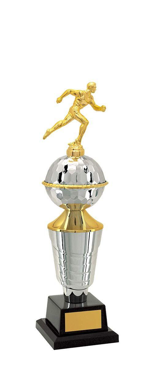 Troféu de Atletismo Masculino ATL2600 41,2 / 39,2 / 38,2cm