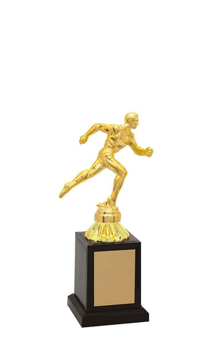 Troféu de Atletismo Masculino ATL2800 22,2 / 19,2 / 17,2cm