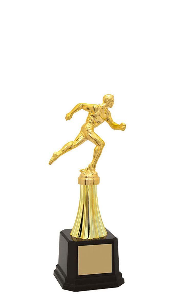 Troféu de Atletismo Masculino ATL2900 24,7 / 21,9 / 18,5cm