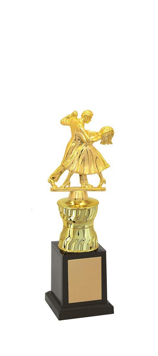 Troféu de Balé Dança BLE1300 27,5 / 24,5 / 22,5cm