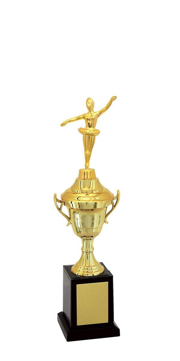 Troféu de Balé-Dança BLE1903  33,5 cm