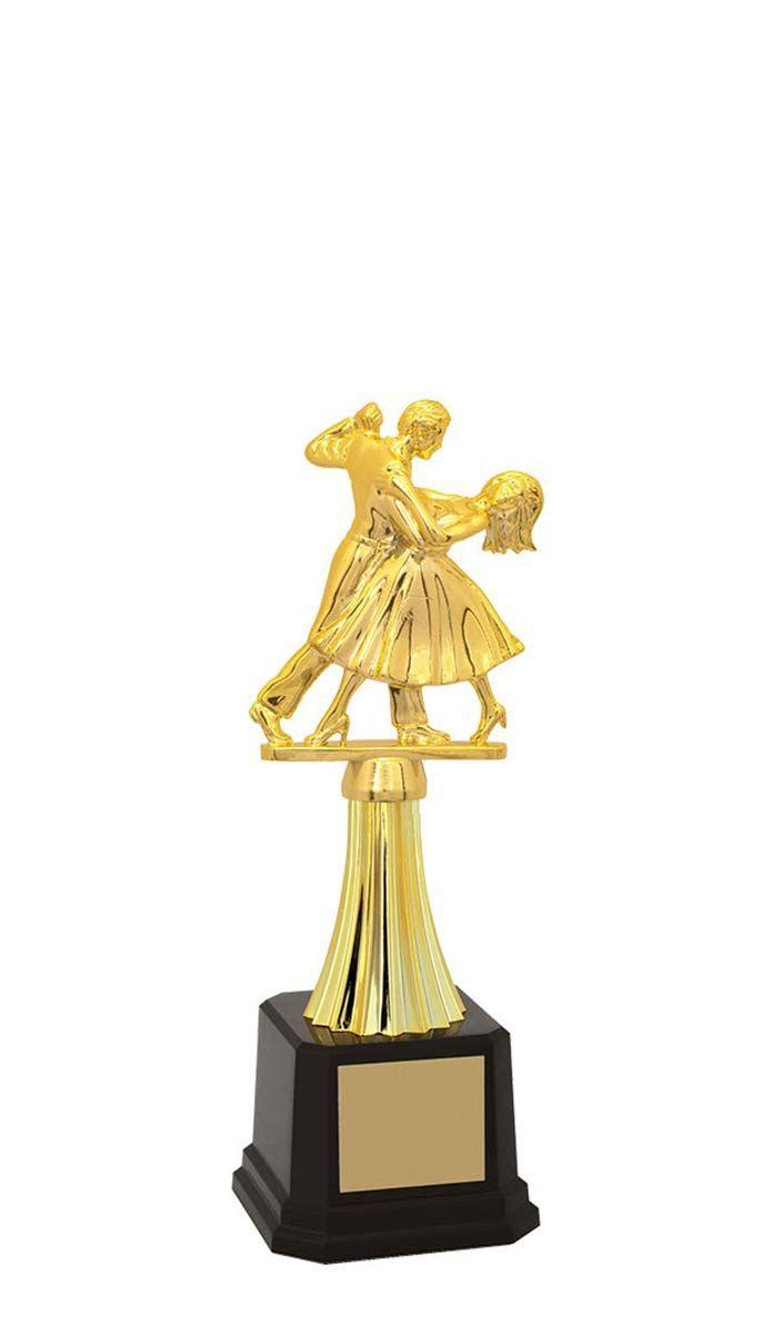 Troféu de Balé Dança BLE2900 25,0 / 22,2 / 18,8cm