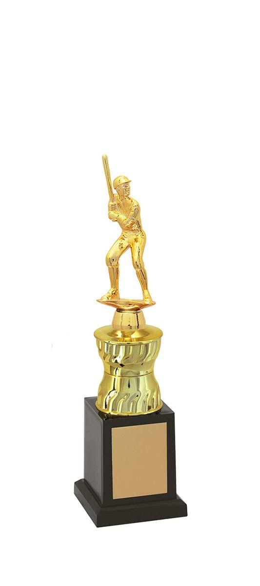 Troféu de Baseball BSB1300 29,6 / 26,6 / 24,6cm