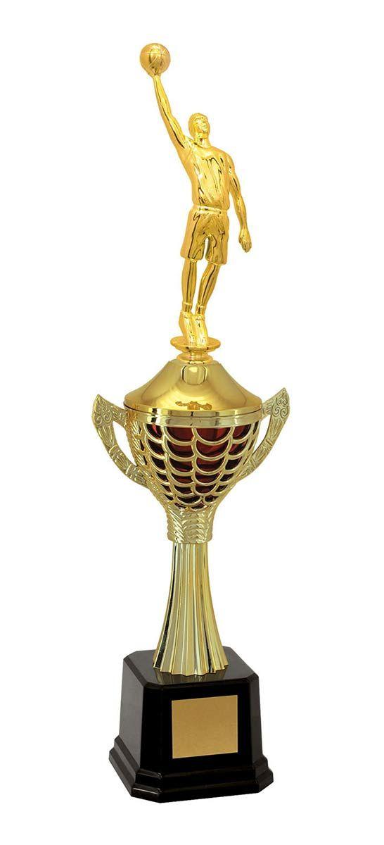 Troféu de Basquete BSQ2303  50cm Vitória