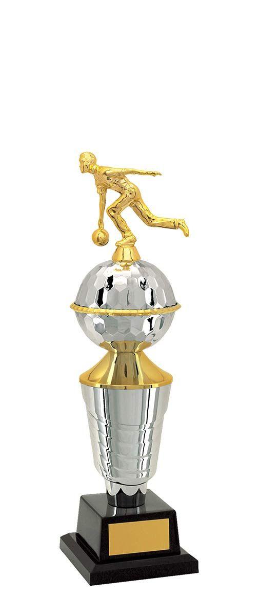 Troféu de Boliche Bolão BOL2600 40cm Vitória