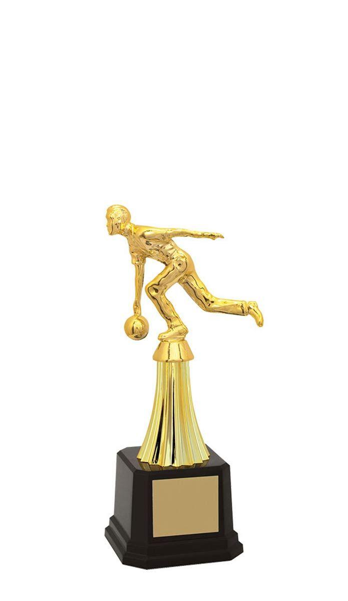 Troféu de Boliche Bolão-BOL2900 23cm Vitória