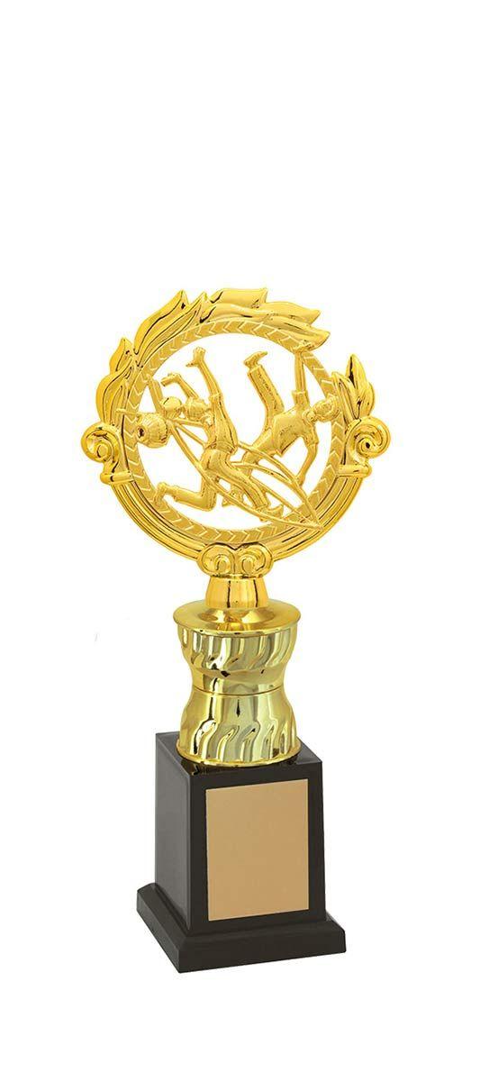 Troféu de Capoeira CAP1300 29,5 / 26,5 / 24,5cm