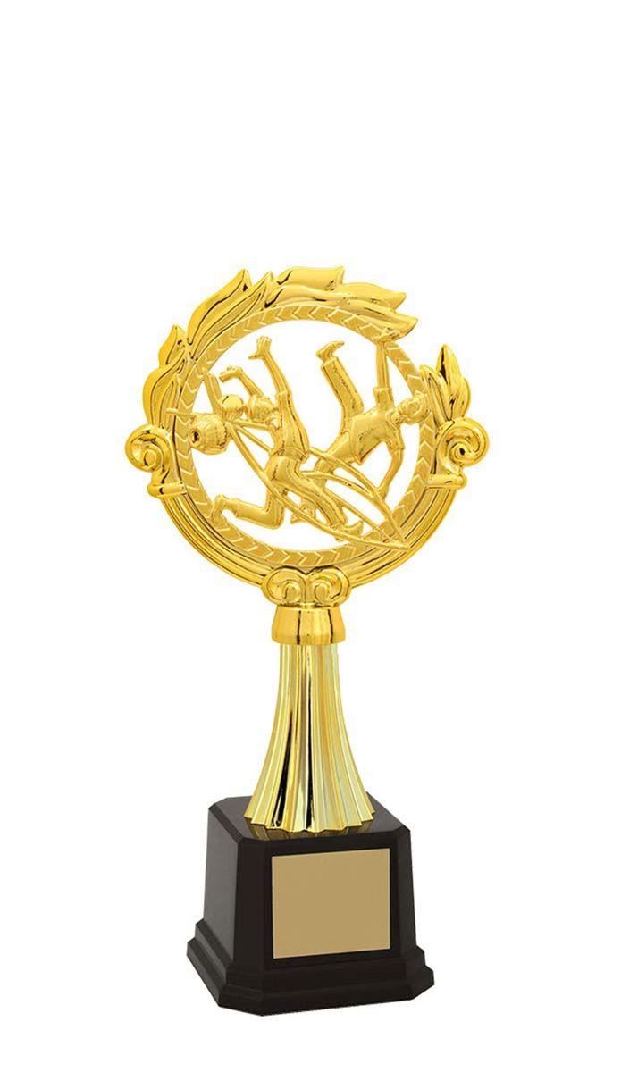 Troféu de Capoeira CAP2900 27 cm
