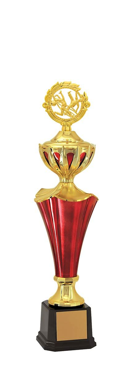 Troféu de Capoeira CAP500 65,5 / 57,5 / 49,5cm