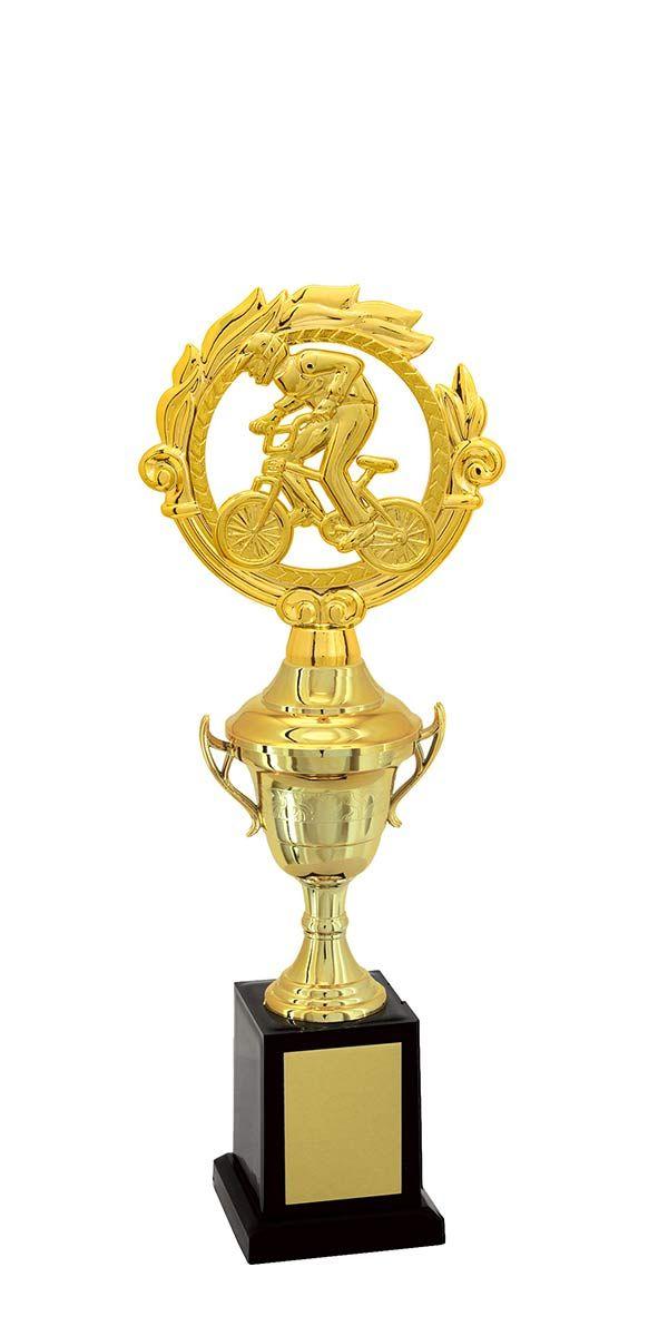 Troféu de Ciclismo CIC1903 35,5 / 32,5 / 29,5cm