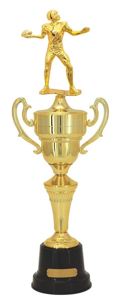 Troféu de Futebol Americano<br> AME3100 75,4 / 72,4 / 67,4cm