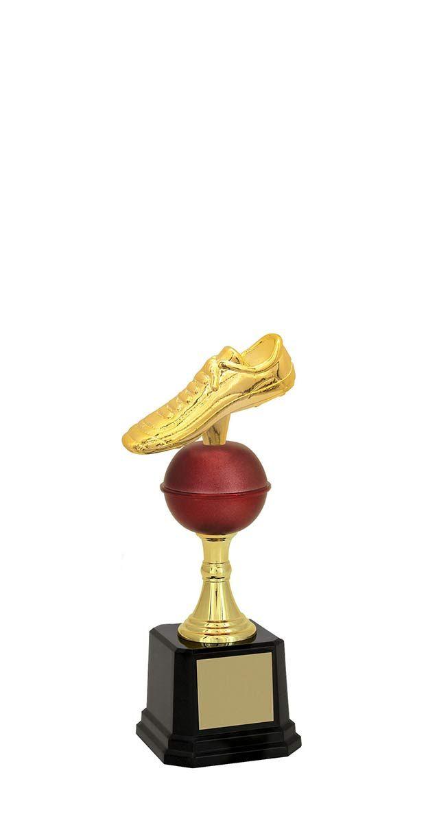 Troféu de Futebol FUT1706 24,5 / 22,5 / 21,2cm