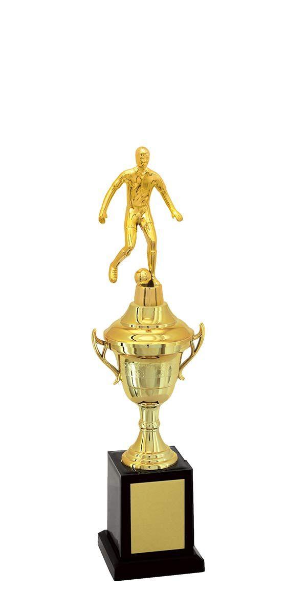 Troféu de Futebol FUT1909 34,3 cm
