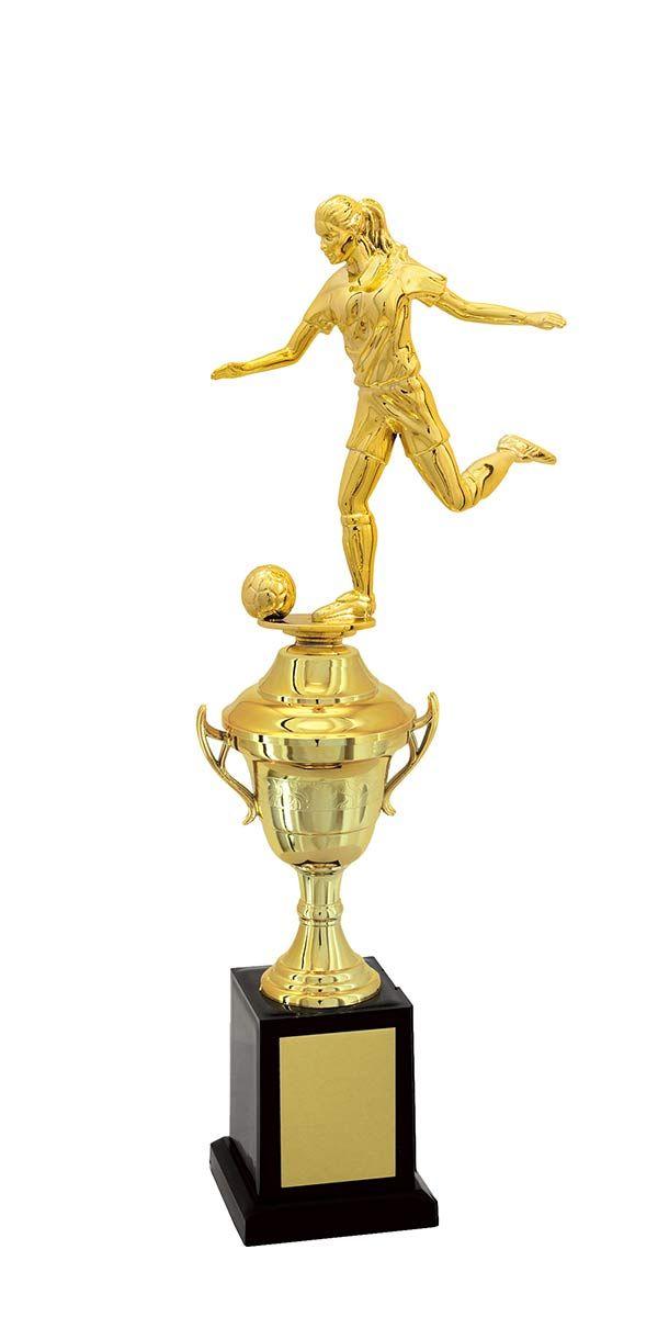 Troféu de Futebol FUT1921 38,5 cm