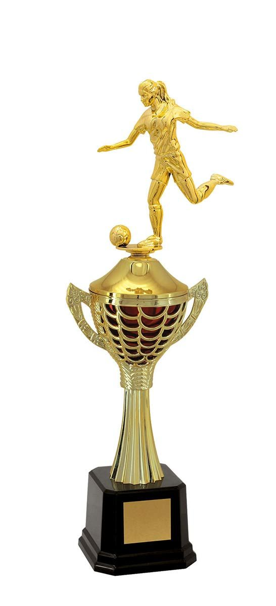 Troféu de Futebol FUT2321 45,5 cm