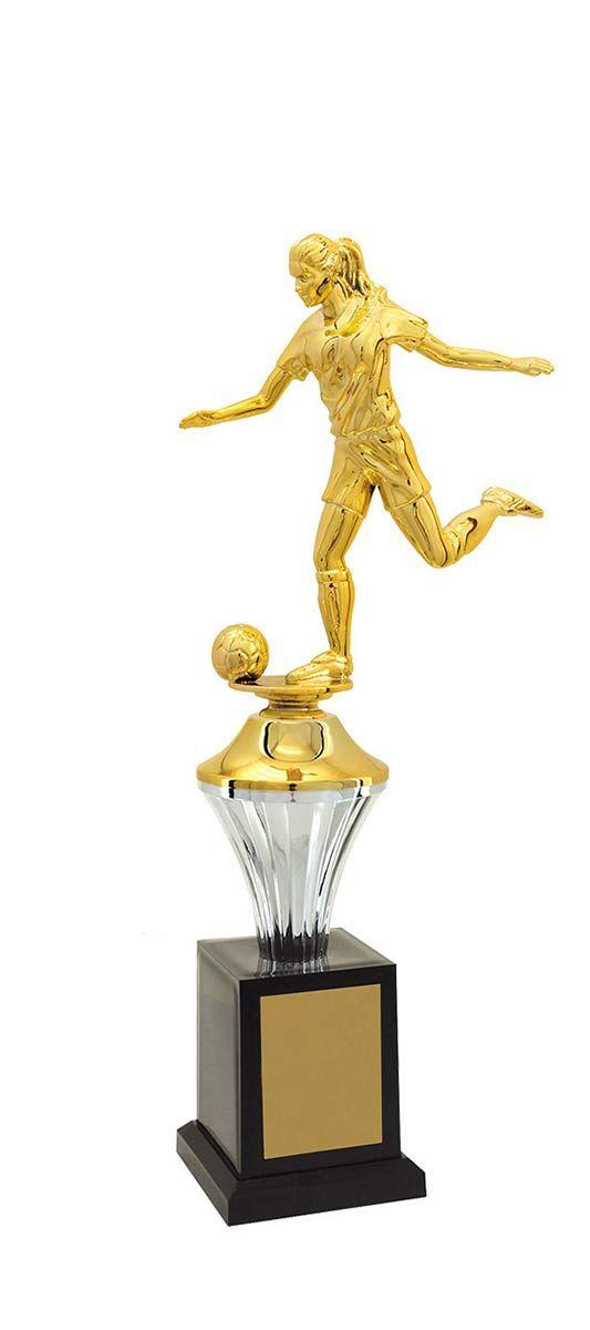Troféu de Futebol FUT2521 34,5 cm