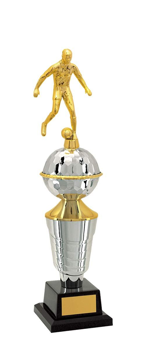 Troféu de Futebol FUT2624 45 cm