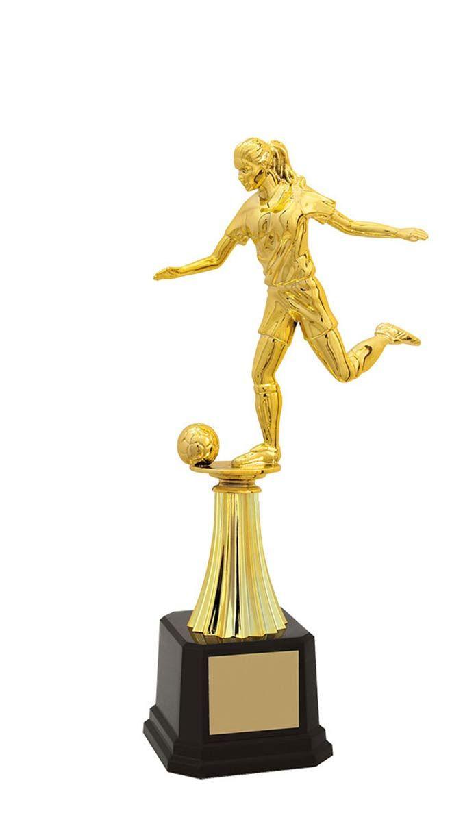 Troféu de Futebol FUT2921 30 cm
