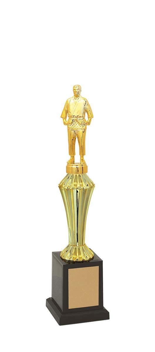 Troféu de Judô JUD1200 33,7 cm