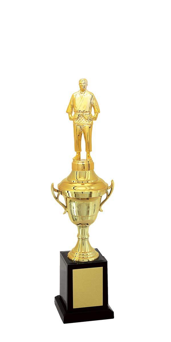 Troféu de Judô JUD1900 34,7 cm