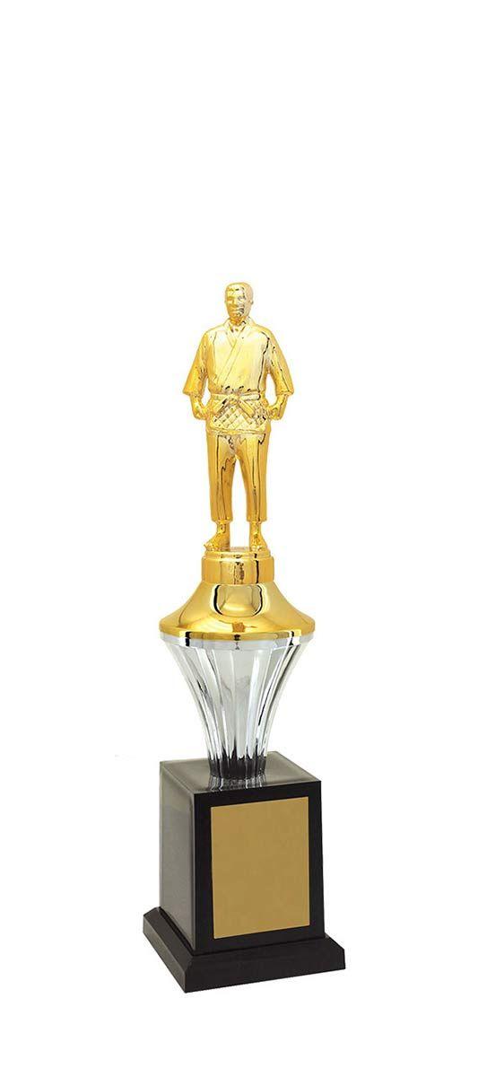 Troféu de Judô JUD2500 30,7 cm