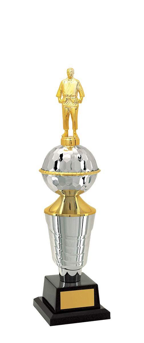 Troféu de Judô JUD2600 42,7 / 40,7 / 39,7cm