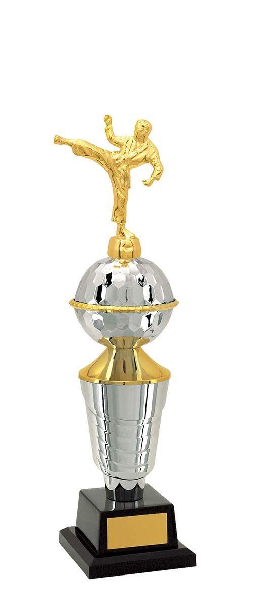 Troféu de Karatê KAR2600 43,3 / 41,3 / 40,3cm
