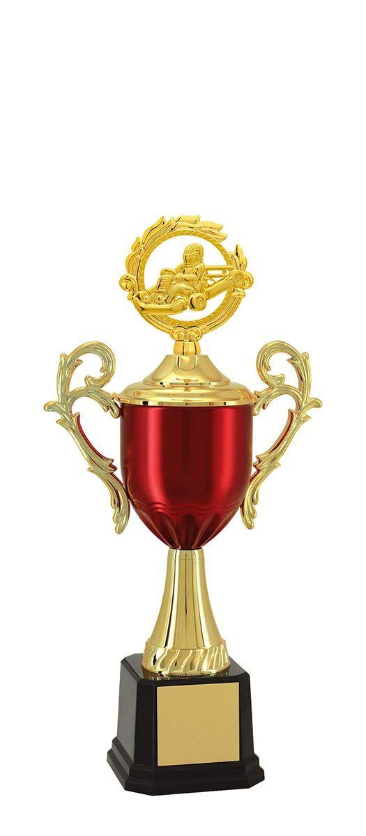 Troféu de Kart KRT1000 57 cm